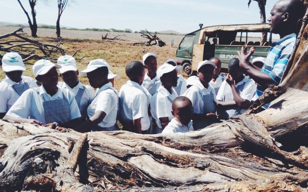 New Hope – AINA Students Take A Trip To LEWA
