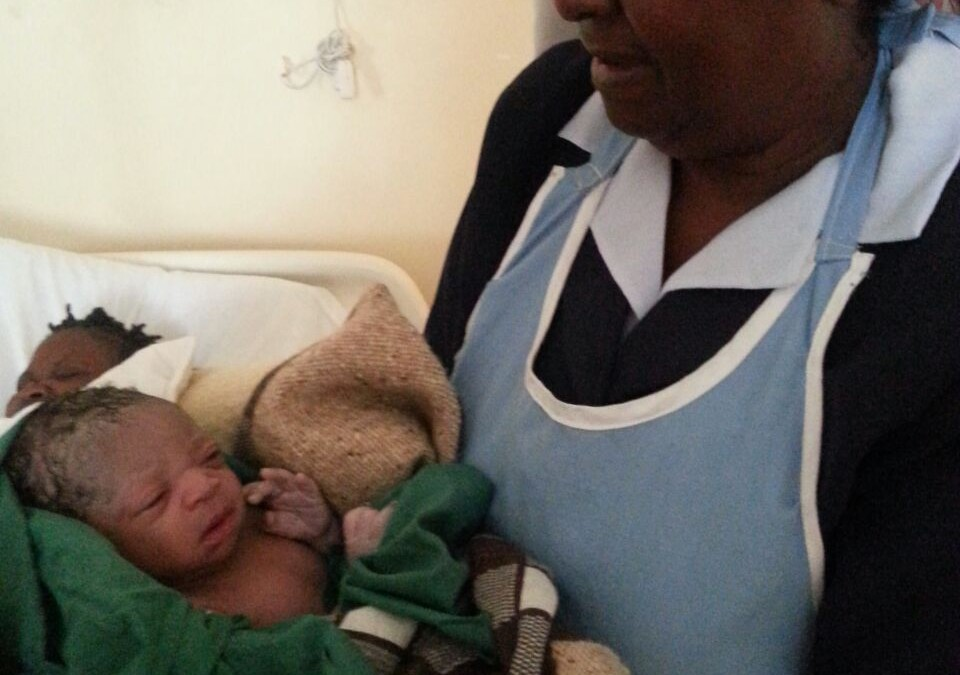 Dandora Welcomes Its First Child!