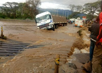 Flooding with truck2